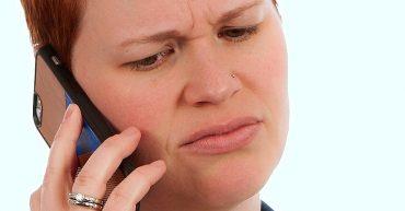 Staändiges telefonieren ist der größte Stressfaktor auf den Stationen